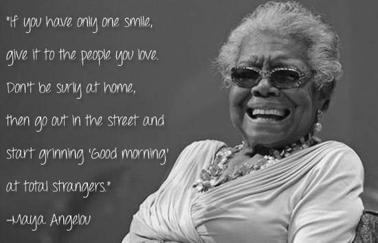 Maya Angelou On The Dangerous Power Of Racist Words
