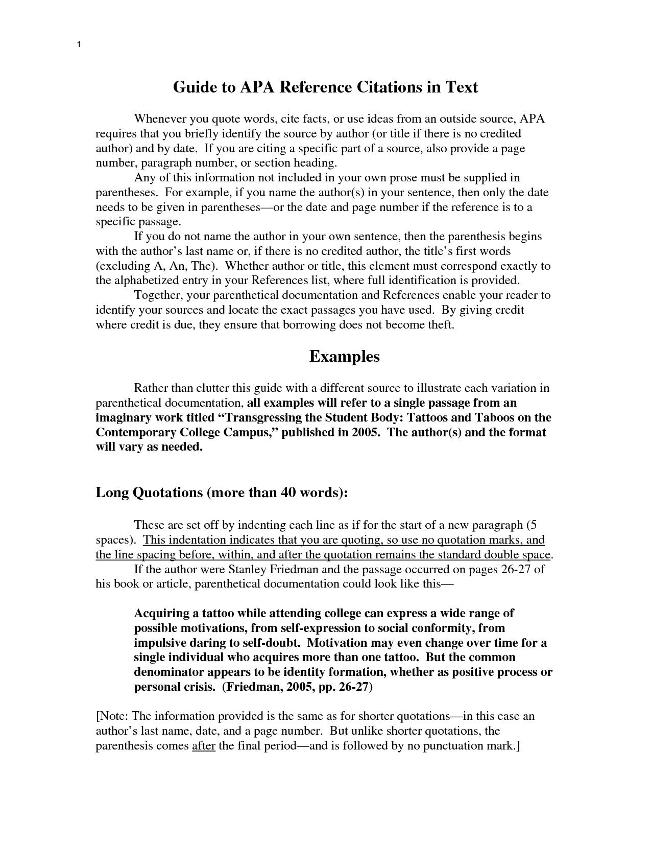 parenthetical citation essay  citing sources in the text parenthetical citation essay