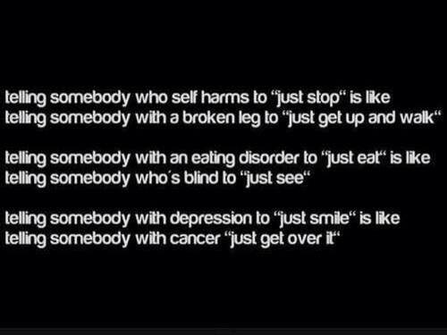 Sad Quotes About Eating Disorder. QuotesGram