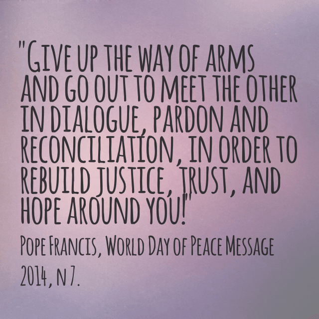 Justice And Peace Quotes: Pope Francis Quotes On Unity. QuotesGram