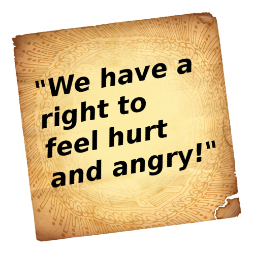 Quotes About Anger And Rage: Acknowledging Feelings Quotes. QuotesGram