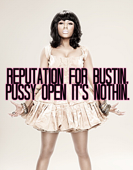 nicki minaj quotes and sayings quotesgram