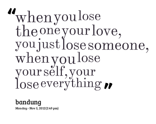 Dating someone who lost a loved one