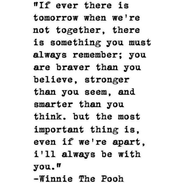 Winnie The Pooh Mother Quotes. QuotesGram