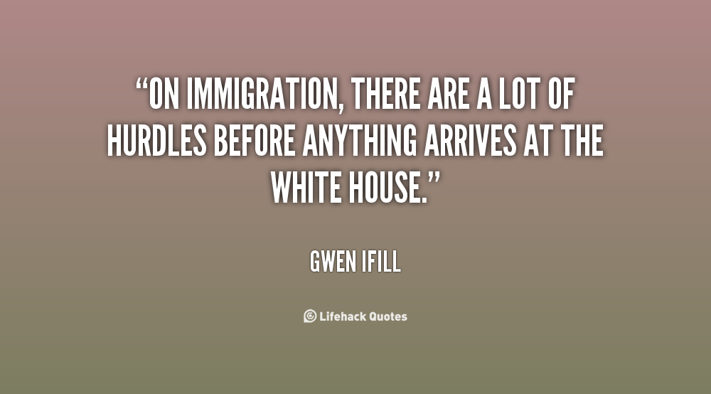 Quotes About Immigration. QuotesGram