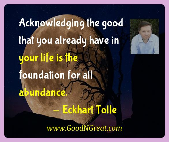 Quotes Eckhart Tolle: Eckhart Tolle Quotes Inspirational. QuotesGram
