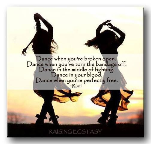Dance Performance Quotes: Rumi Quotes About Being A Dancer. QuotesGram