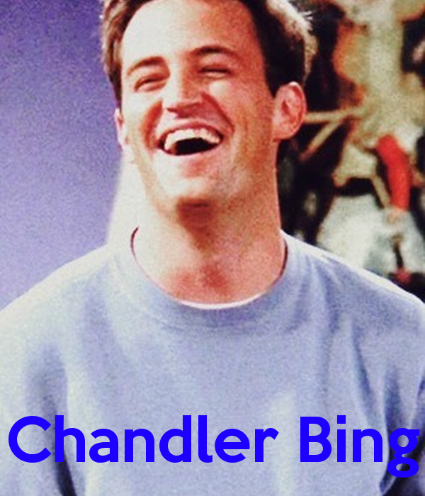 Chandler Bing Wallpaper