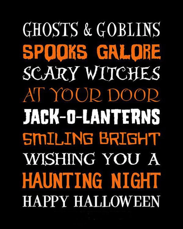 Happy Halloween Quotes Funny: Fun Halloween Quotes. QuotesGram