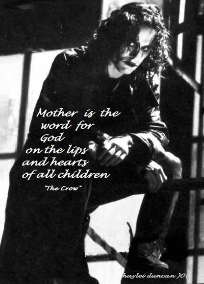 From The Crow Movie Quotes. QuotesGram