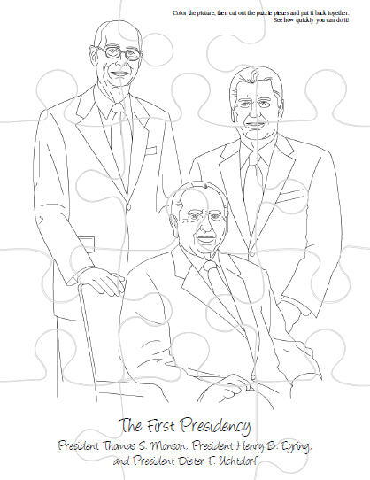 Bsa president monson quotes on quotesgram for President monson coloring page