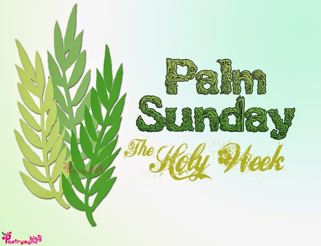 palm sunday - photo #31