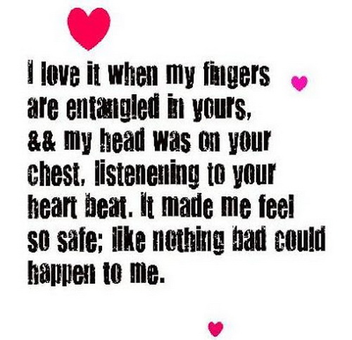 Quotes About Love: Intimate Love Quotes For Him. QuotesGram