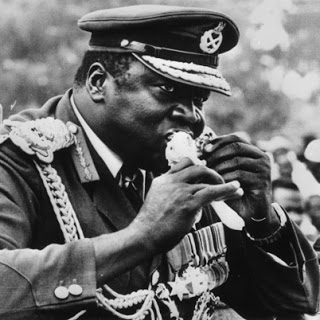 biography of idi amin dada essay General idi amin dada is clearly the work of the same man who made a black comedy of manners out of social-climber claus von film essays posted on may 13, 2002.