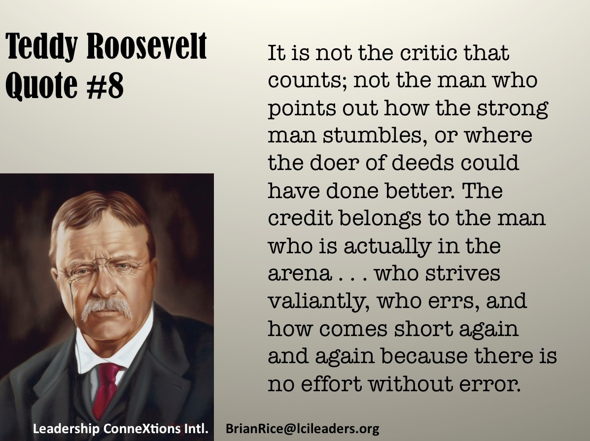 Teddy Roosevelt Quotes Critic. QuotesGram Theodore Roosevelt Quotes
