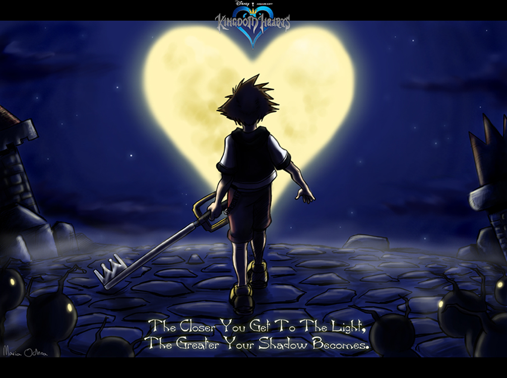 KINGDOM HEARTS 2 QUOTES TUMBLR image quotes at relatably.com