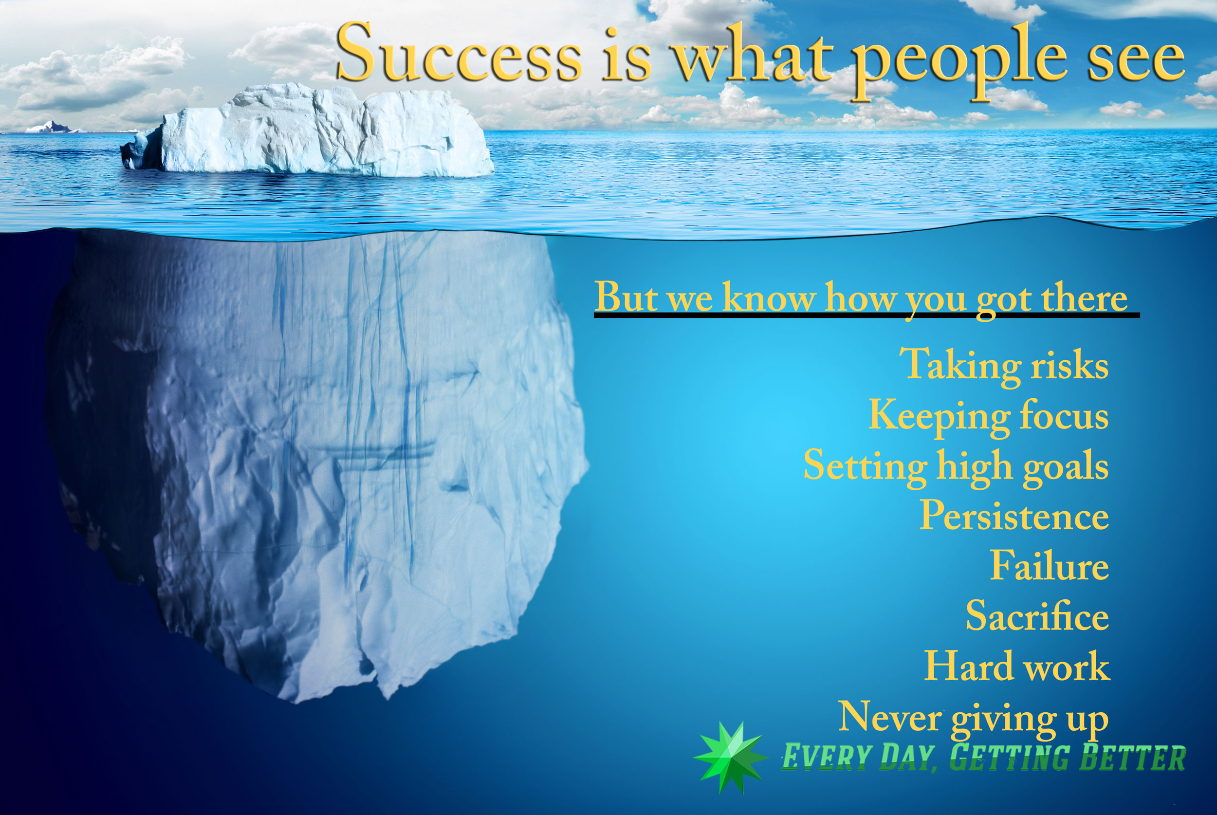 iceberg quotes quotesgram follow us