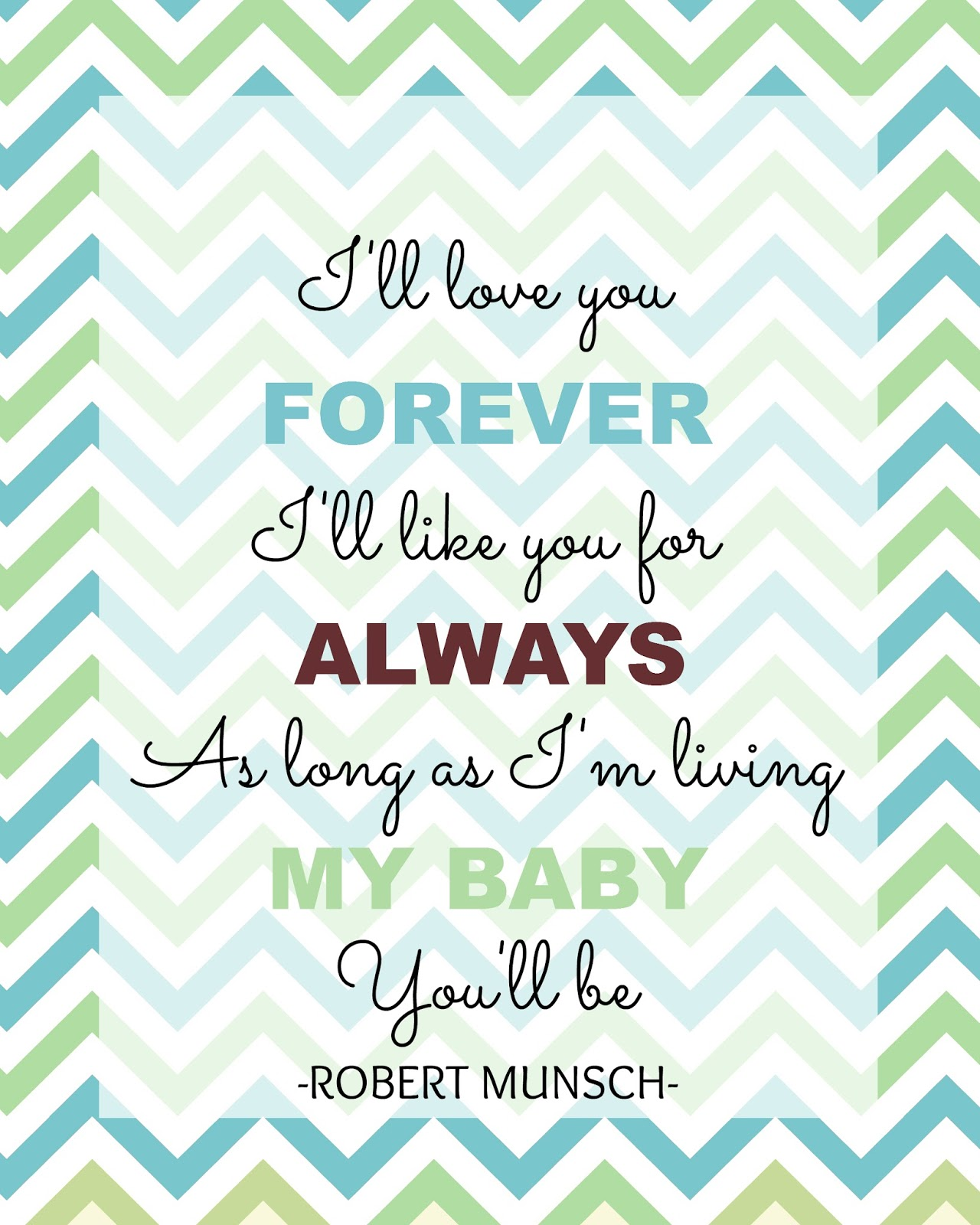 I Ll Love You Forever Quote: Ill Always Love You Quotes. QuotesGram