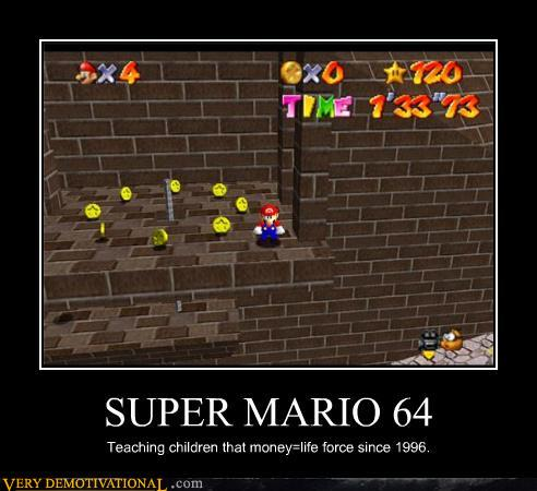 Super Mario 64 Funny Quotes Quotesgram