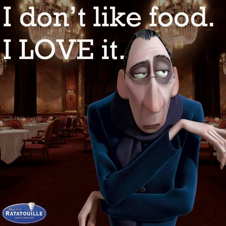 Ratatouille Movie Quotes Quotesgram