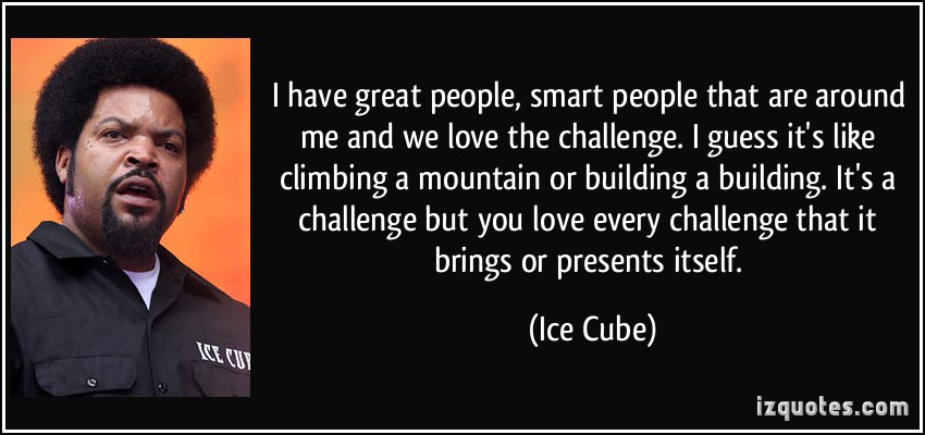 Challenge Quotes By Famous People Quotesgram