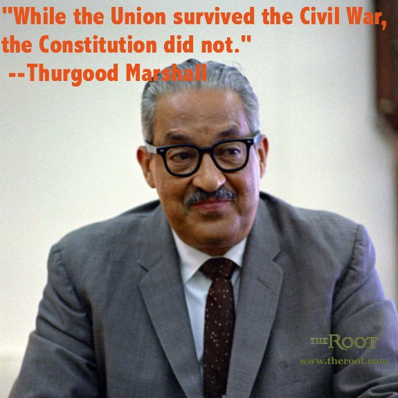Thurgood Marshall Famous Quotes Quotesgram