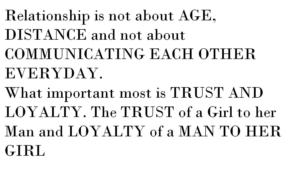 Loyalty Quotes And Poems Quotesgram