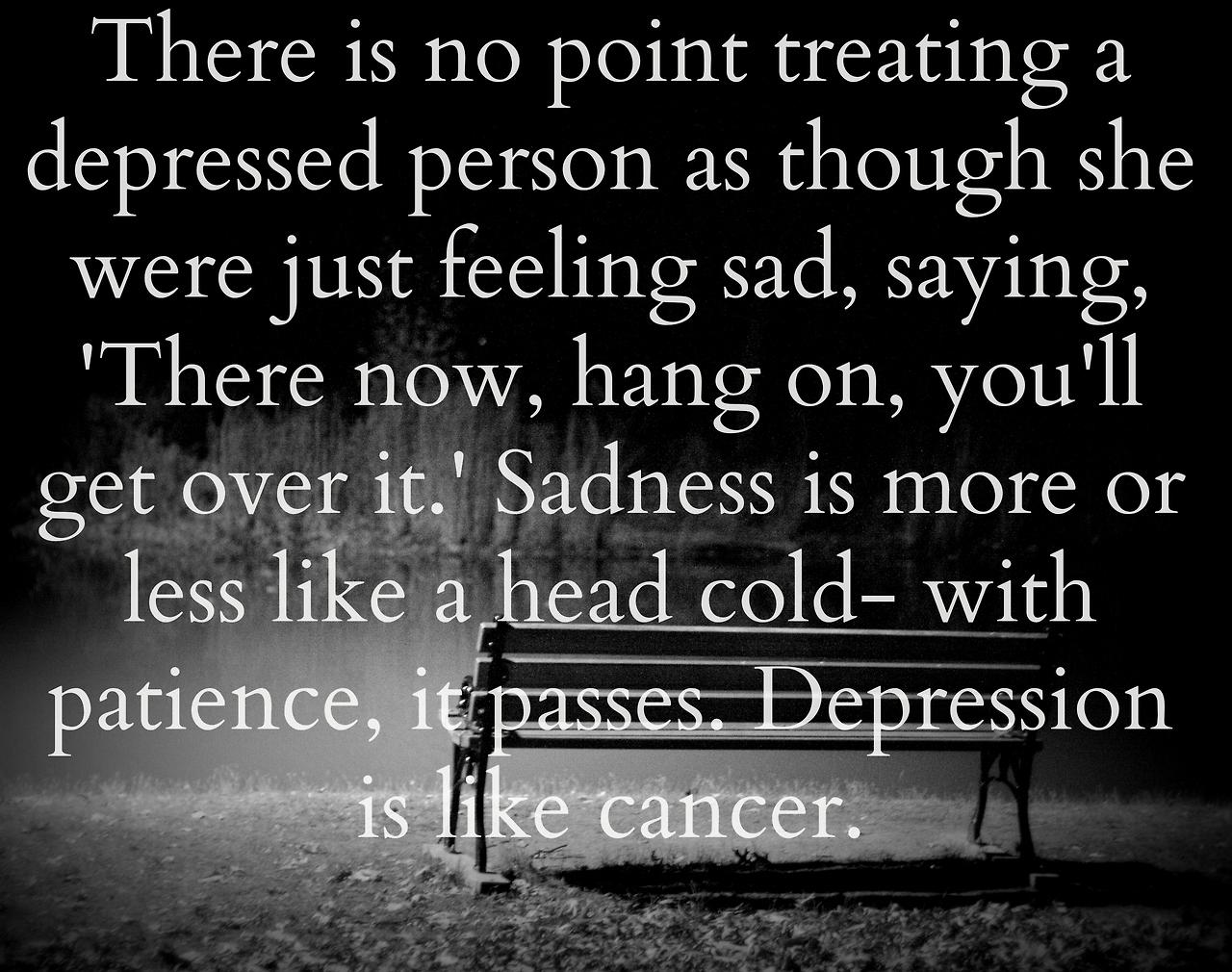 Sad Depressing Quotes About Life. QuotesGram