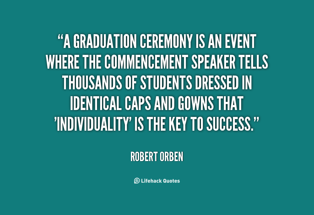 Christian Quotes For Graduating Seniors Quotesgram