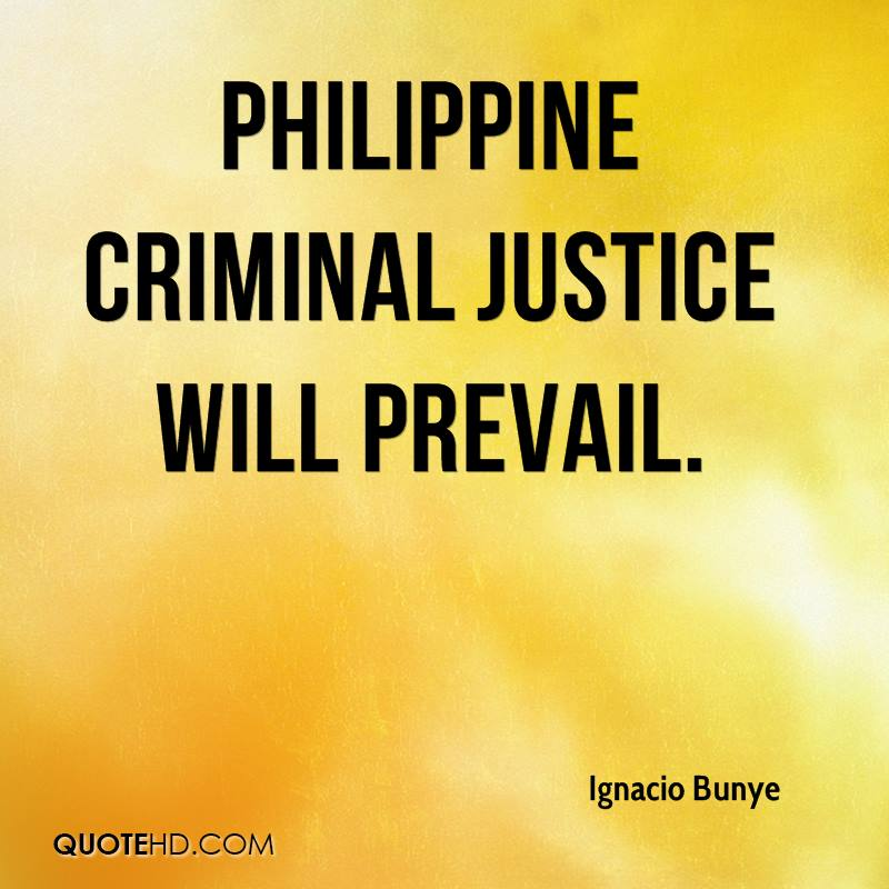 ethical systems criminal justice