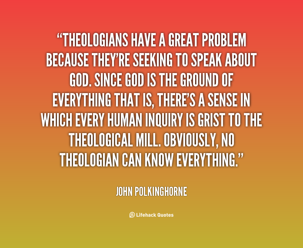 Great Quotes: Great Theologian Quotes. QuotesGram