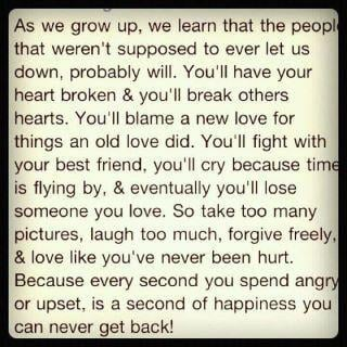 Growing Up Quotes -- Quotes about Growing Up