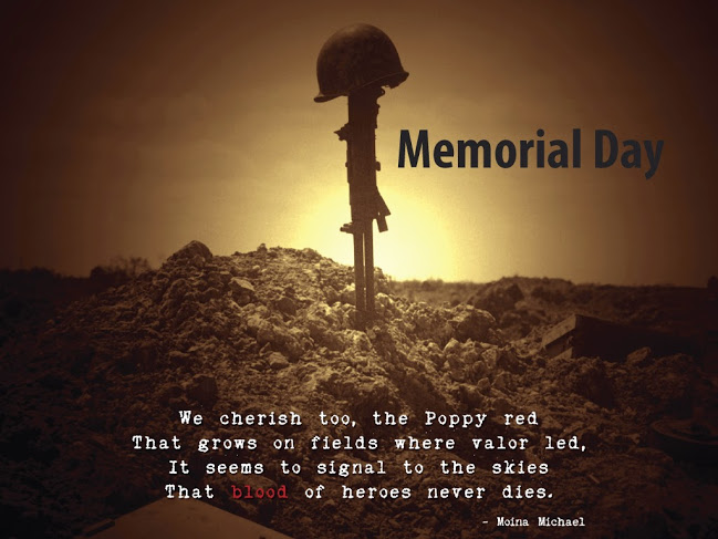 Meaningful Memorial Day Quotes: Memorial Day Quotes Honor. QuotesGram