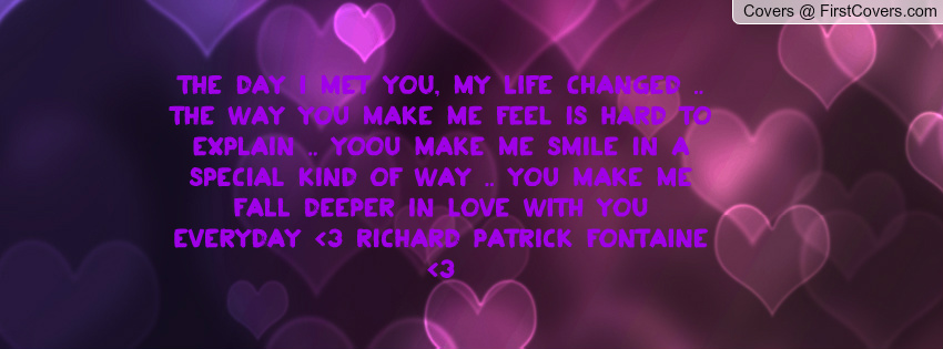 You Make Me Feel Special Quotes Quotesgram