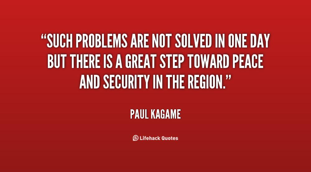 Problem Quotes. QuotesGram