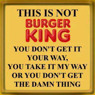 Funny Quotes Burger Quotesgram