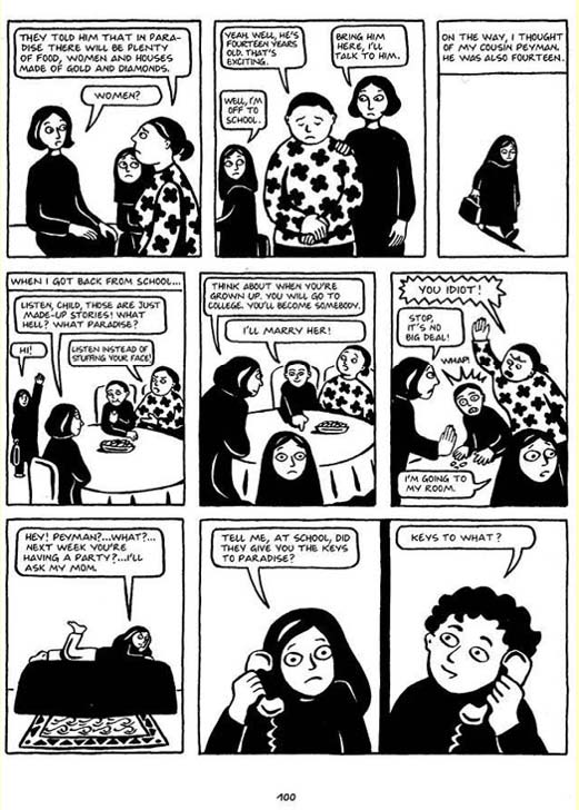 Persepolis Quotes And Page Numbers Quotesgram