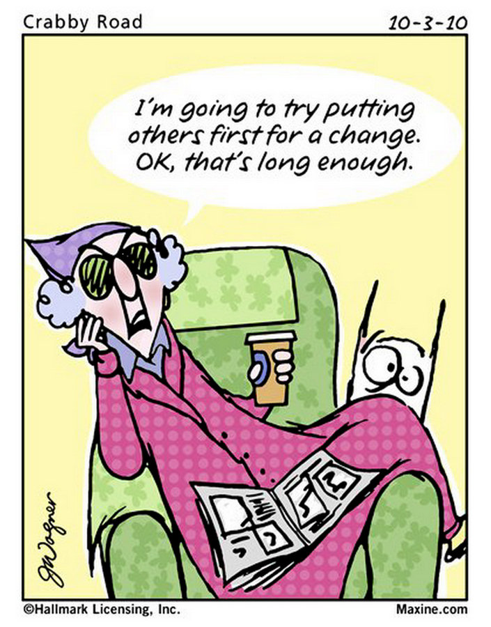 maxine cartoons funny quotes aging humor fun crabby jokes aunty acid chuck october thought sayings cartoon christmas amusing comic road