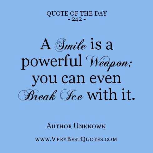 Break The Ice Quotes