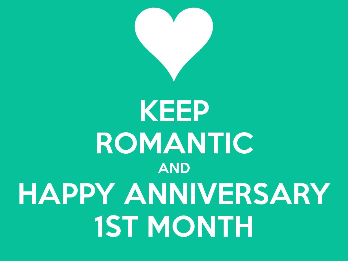 1 Month Anniversary Quotes Happy. QuotesGram