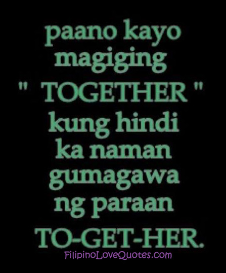 Tagalog Quotes About Change. QuotesGram