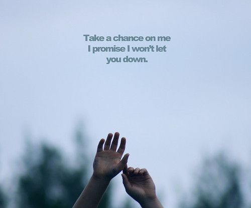 Take A Chance On Love Quotes. QuotesGram