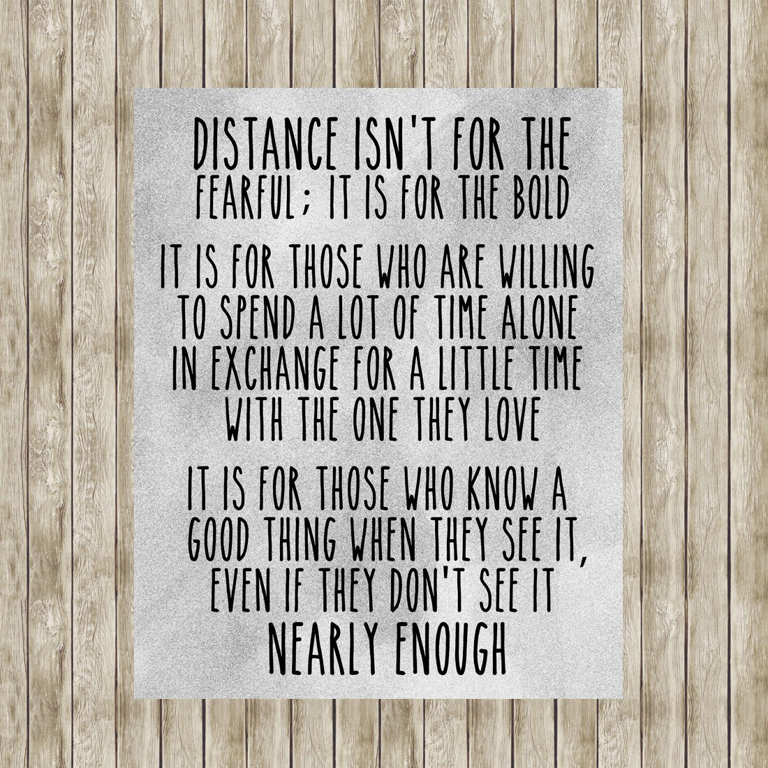 Distance Quots: Quotes Distance Quotesyahoo. QuotesGram