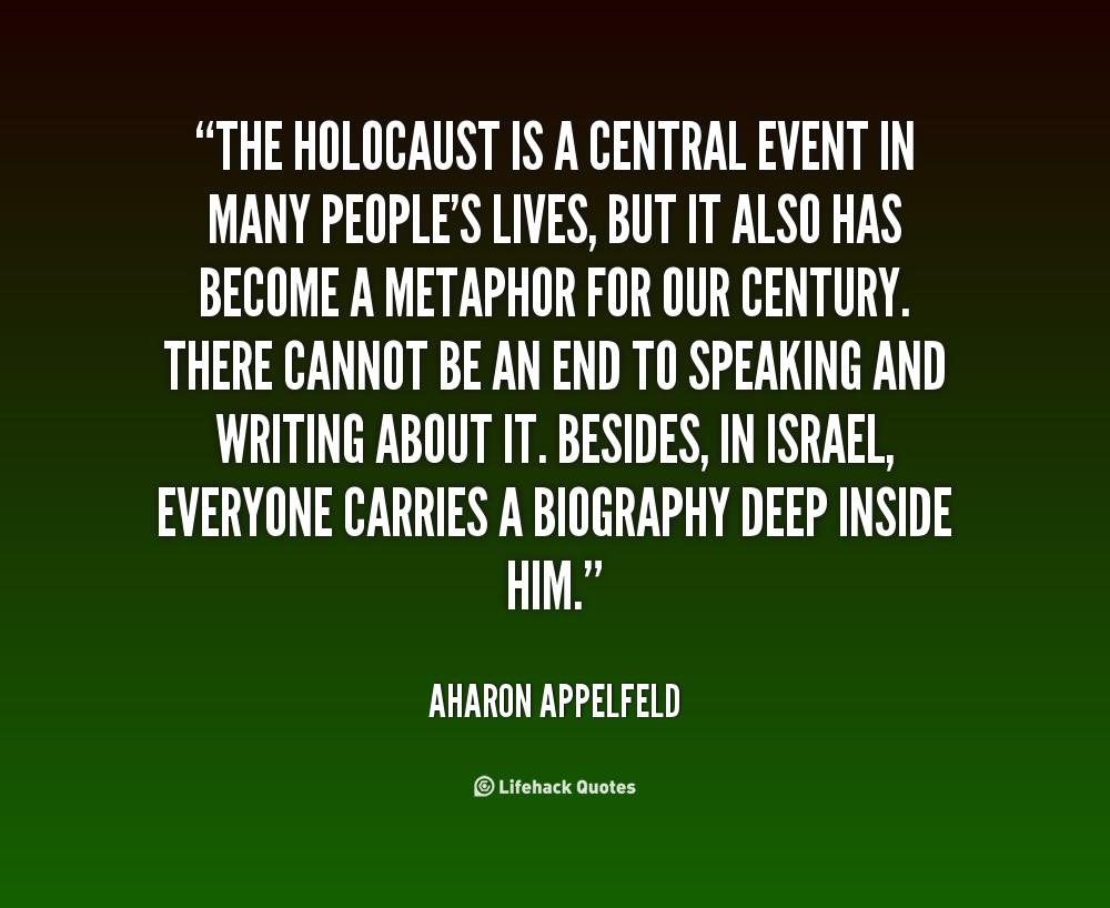 Favorite Inspiring Quotes: Famous Quotes Holocaust Survivor. QuotesGram