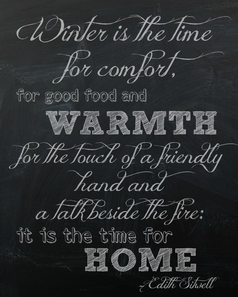 cozy winter quotes quotesgram. Black Bedroom Furniture Sets. Home Design Ideas