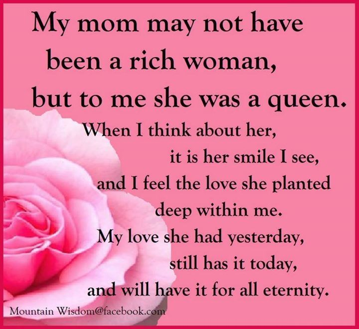 Sweet Mom Birthday Quotes: Sweet Mom Quotes. QuotesGram