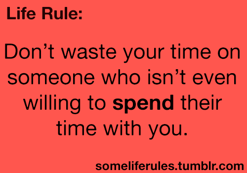 Dont Waste Your Time On People Quotes. QuotesGram