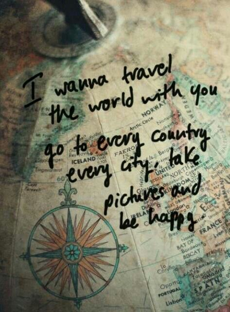 i want to travel quotes quotesgram
