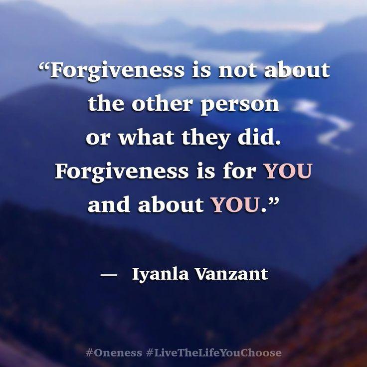 Iyanla Vanzant Quotes About Forgiveness. QuotesGram