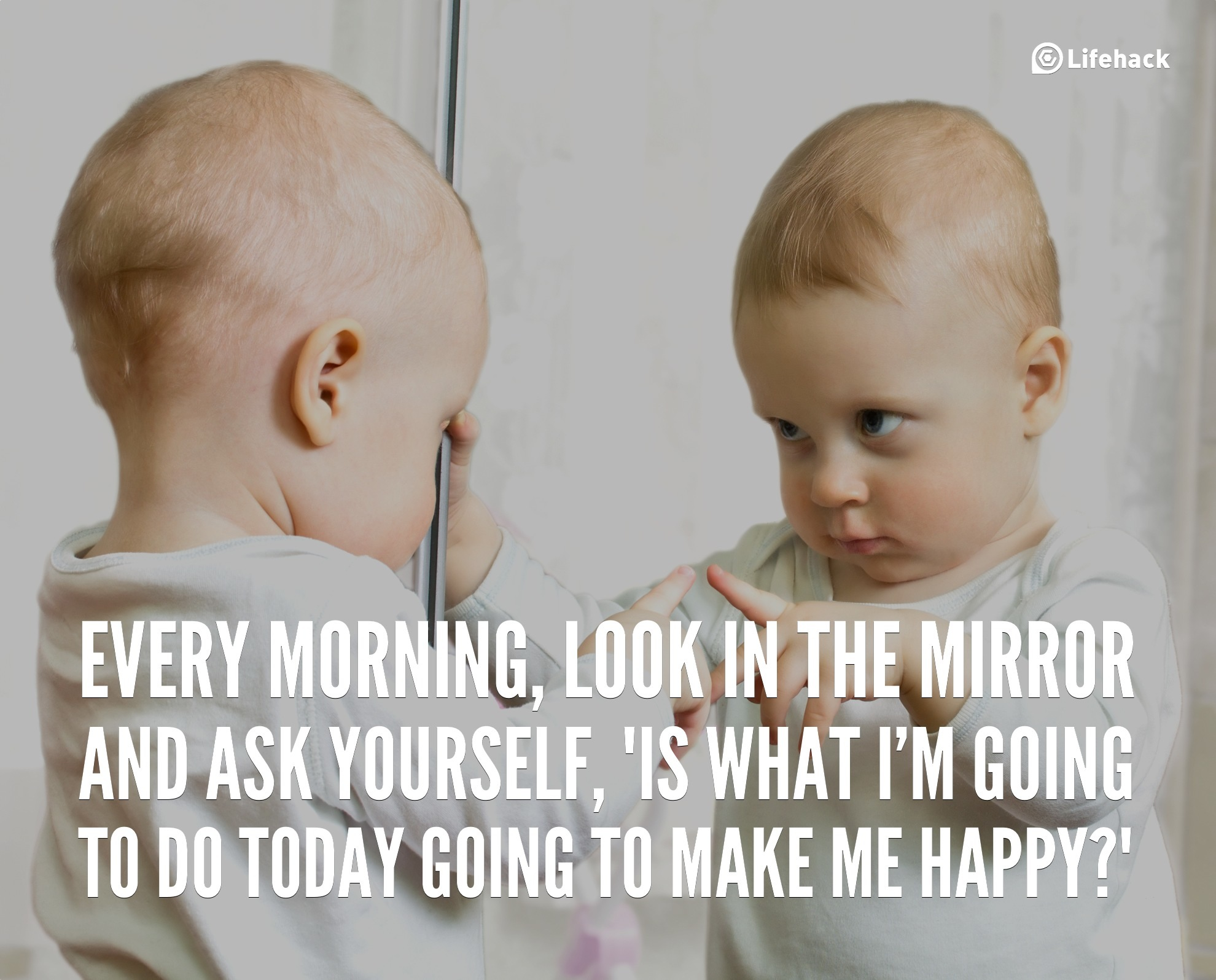 Look At Yourself In The Mirror Quotes Quotesgram